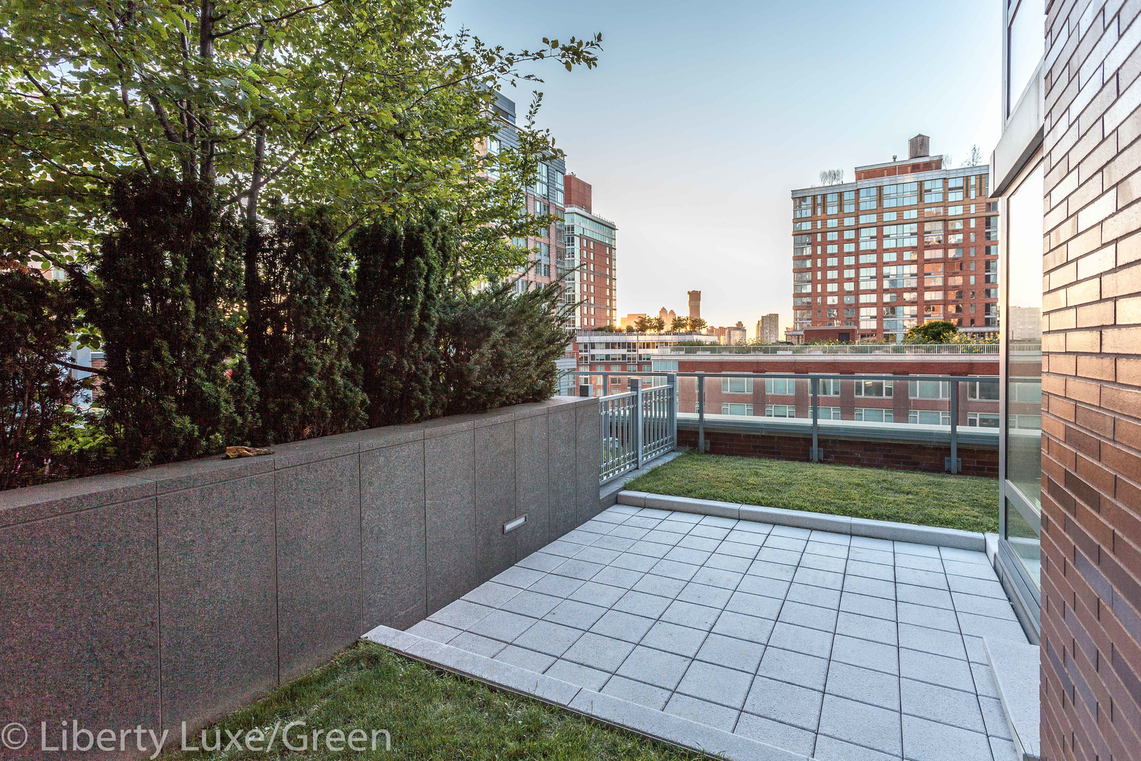 Streeteasy liberty green at 300 north end avenue in for 1332 park terrace