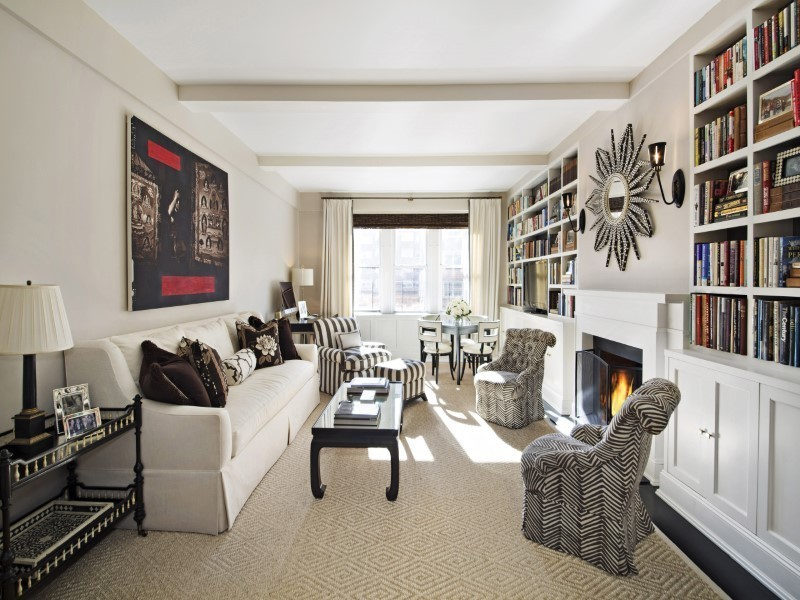 Streeteasy 55 east 86th street in carnegie hill 6b for Living room 86th street