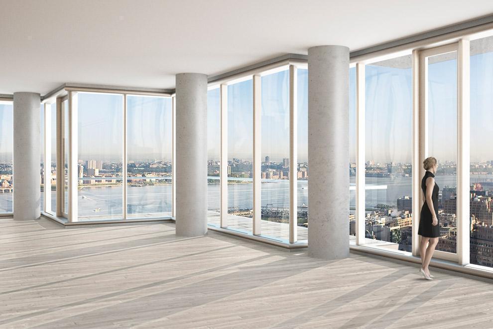 Floor To Ceiling Window Gallery Of Shade Stock