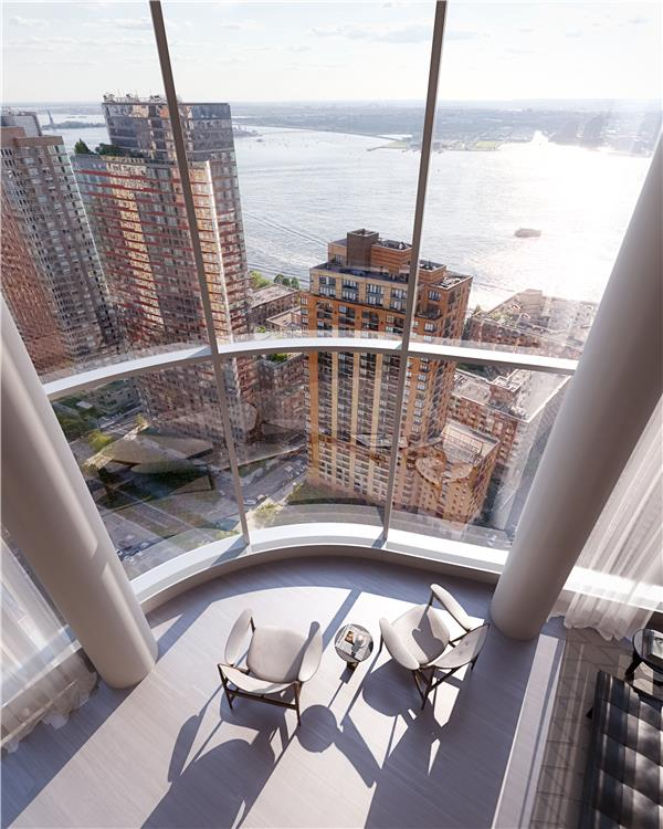 Manhattan Real Estate Trends: StreetEasy: 50 West Street In Financial District, #28D