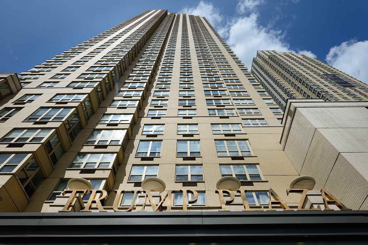 Streeteasy trump plaza jersey city at 88 morgan street in for Trump tower jersey city rentals
