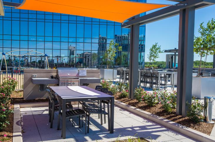 The Modern At 100 Park Ave In Fort Lee Sales Rentals Floorplans Streeteasy