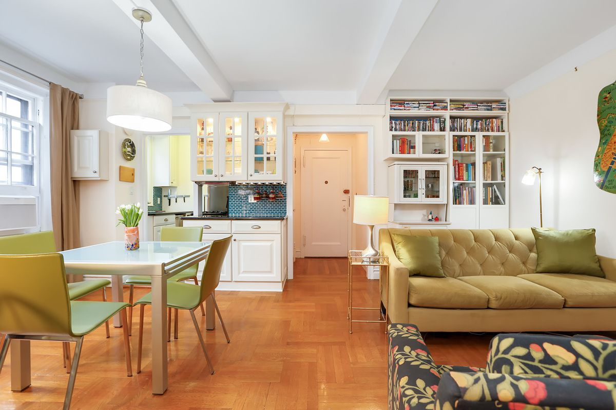 StreetEasy: 24 Monroe Place in Brooklyn Heights, #8B ...