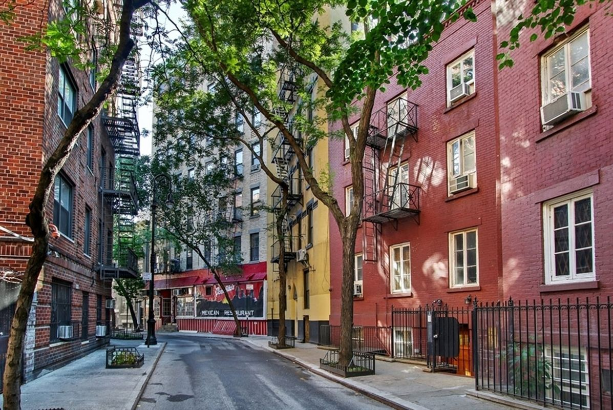 Image result for Minetta Street new york""