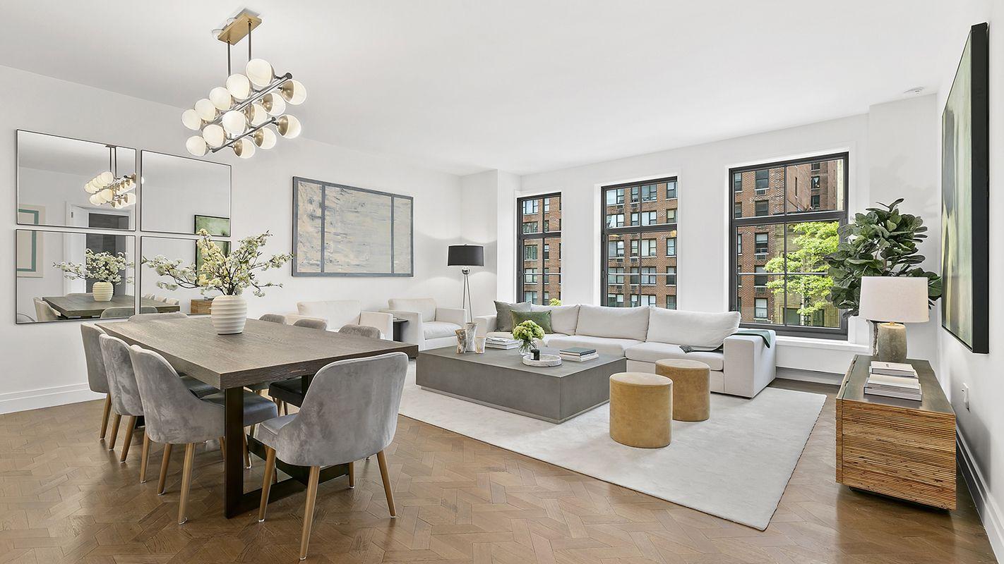 207 West 79th St In Upper West Side Sales Rentals Floorplans