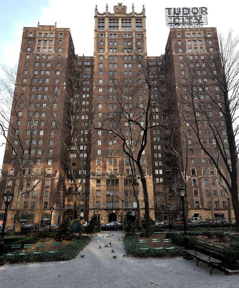 New City Rentals: 45 Tudor City Pl. In Turtle Bay : Sales, Rentals