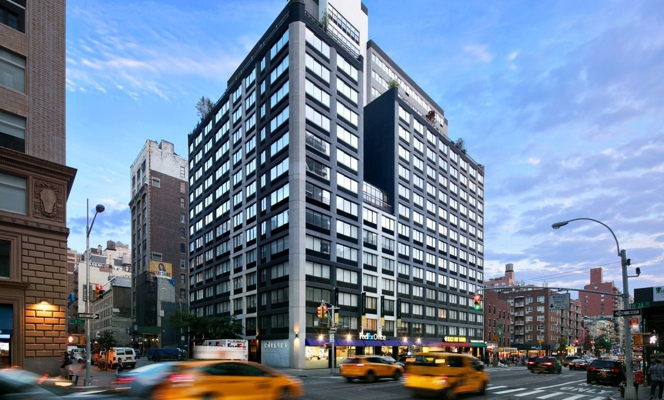 The Chelsea At 160 West 24th St In Chelsea Sales Rentals Floorplans Streeteasy