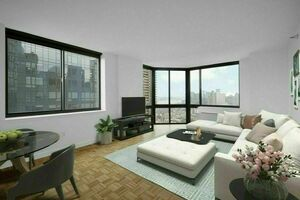 View of 420 West 42nd Street