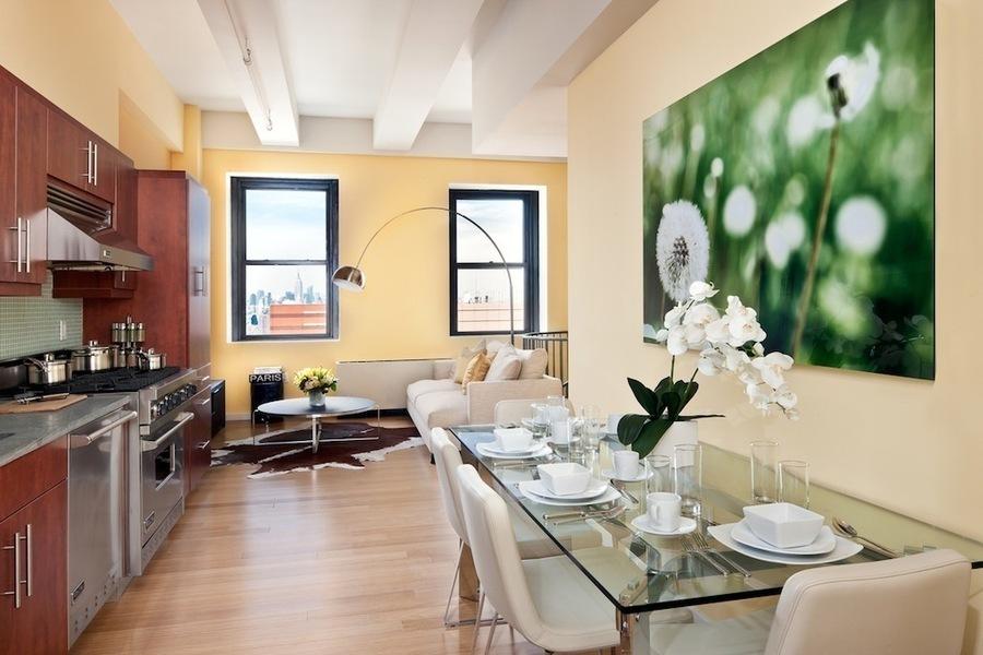 BellTel Lofts at 365 Bridge St  in Downtown Brooklyn : Sales