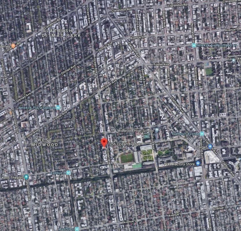 Streeteasy Brooklyn Rentals: StreetEasy: 1256 Ocean Avenue In Fiske Terrace, #7A