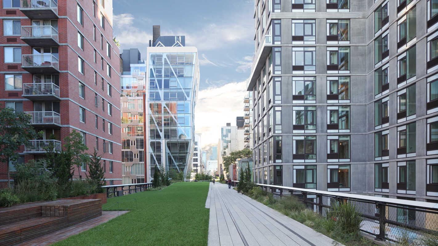 1 West End Avenue Floor Plans