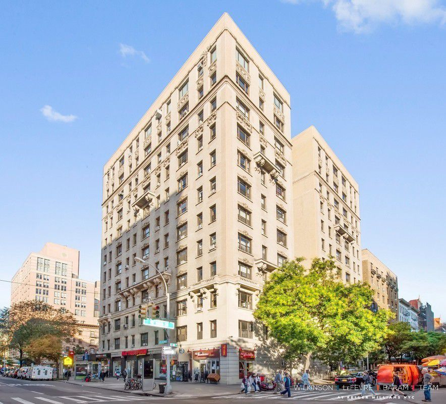 Streeteasy Manhattan Rentals: StreetEasy: The Manchester At 255 West 108th Street In