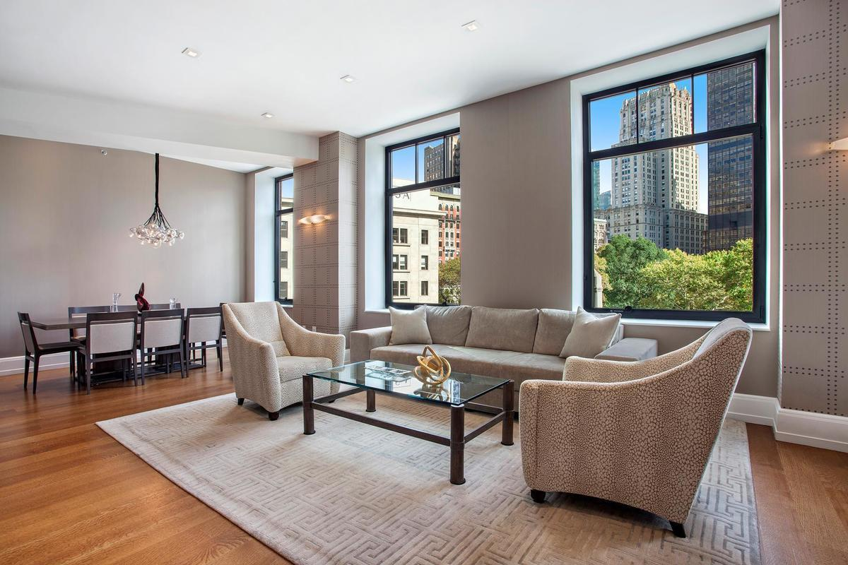 Streeteasy 10 madison square west in flatiron 4f for 10 madison square west floor plans