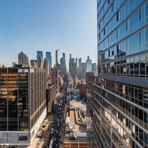View of 606 West 57th Street