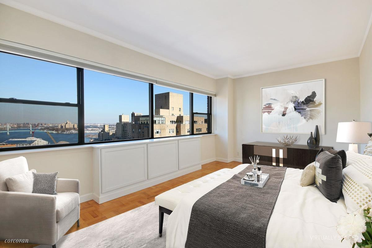 510 east 86th street ph21c in yorkville manhattan for Living room 86th street brooklyn ny