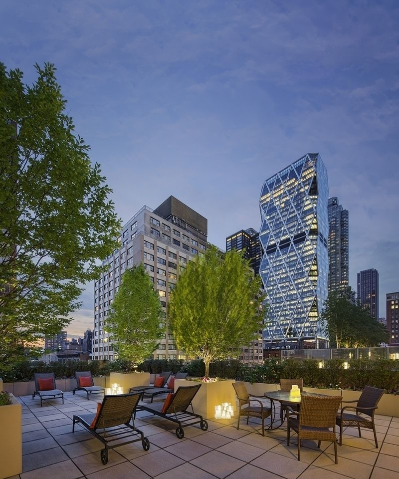 West 54th Apartments: StreetEasy: Marc At 260 West 54th Street In Midtown, #21A