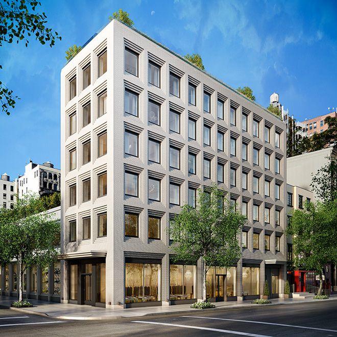 East Village New York Apartments: 116 University Place #PH In Greenwich Village, Manhattan