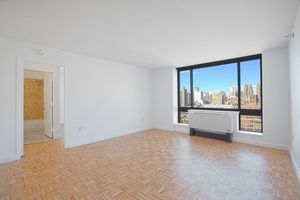 View of 360 West 43rd Street