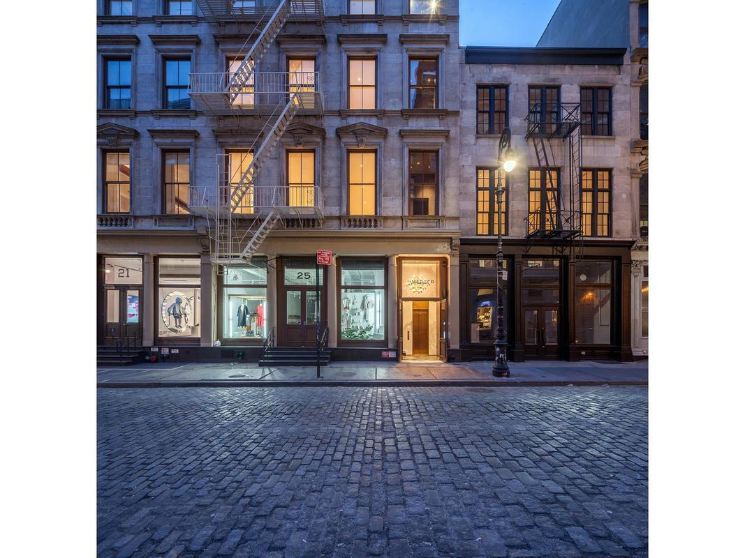 StreetEasy: 25 Mercer Street in Soho, #2 - Sales, Rentals ...