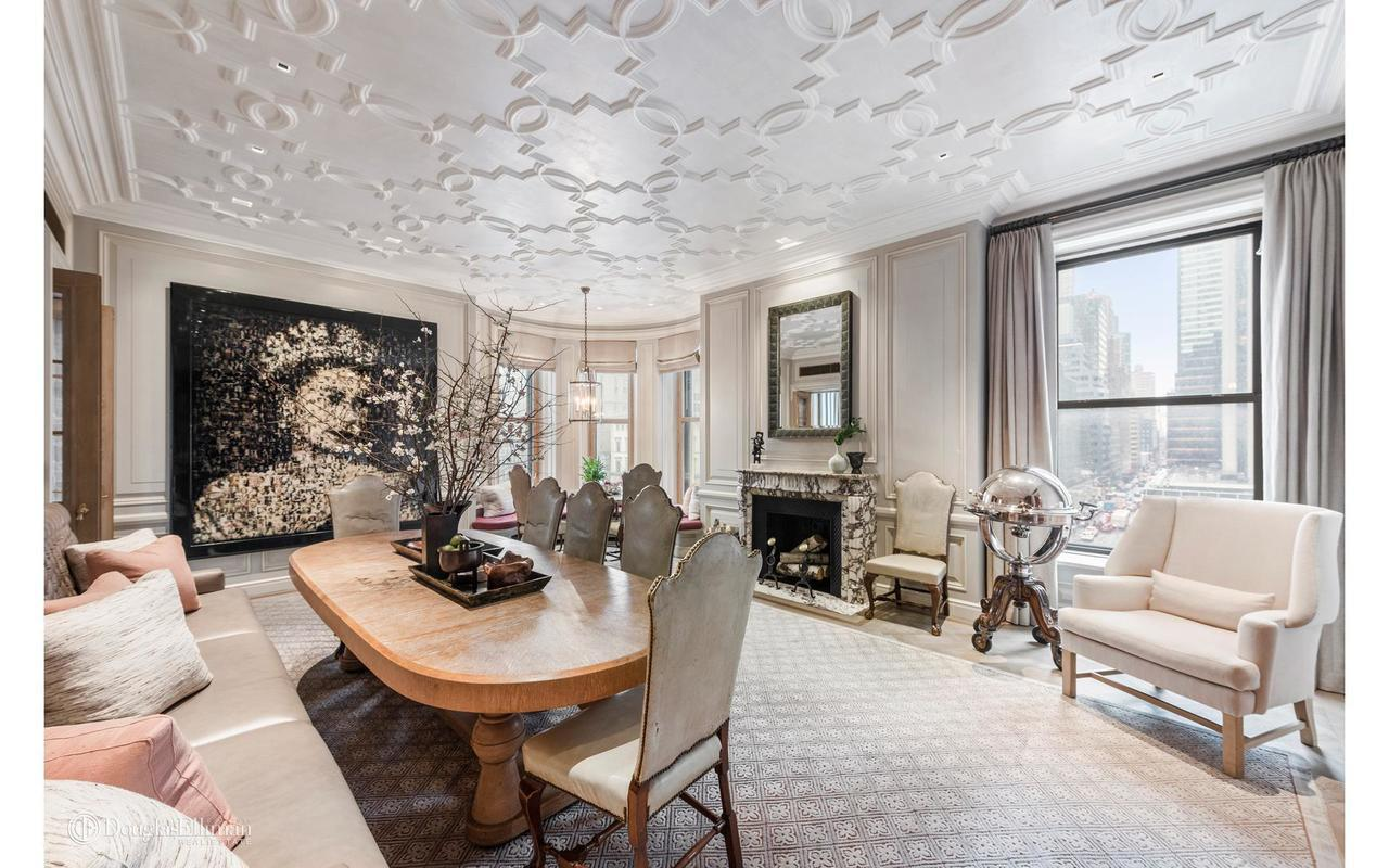 Streeteasy The Plaza Inium Residences At 1 Central Park South In 509 S Rentals Floorplans