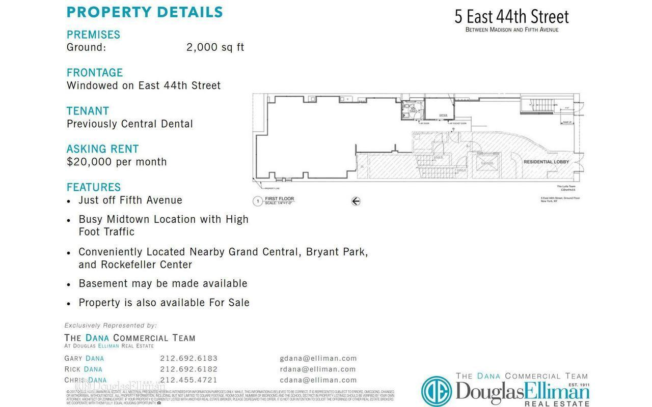 Streeteasy Number 5 At 5 East 44th Street In Midtown 18