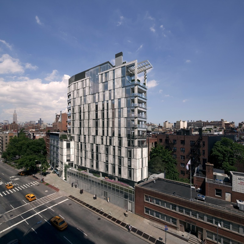 One Vandam at 180th Ave. of the Americas in Soho : Sales