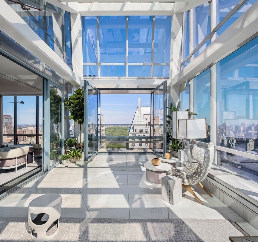New York City Apartment Streets: StreetEasy: One57 At 157 West 57th Street In Midtown, #41D