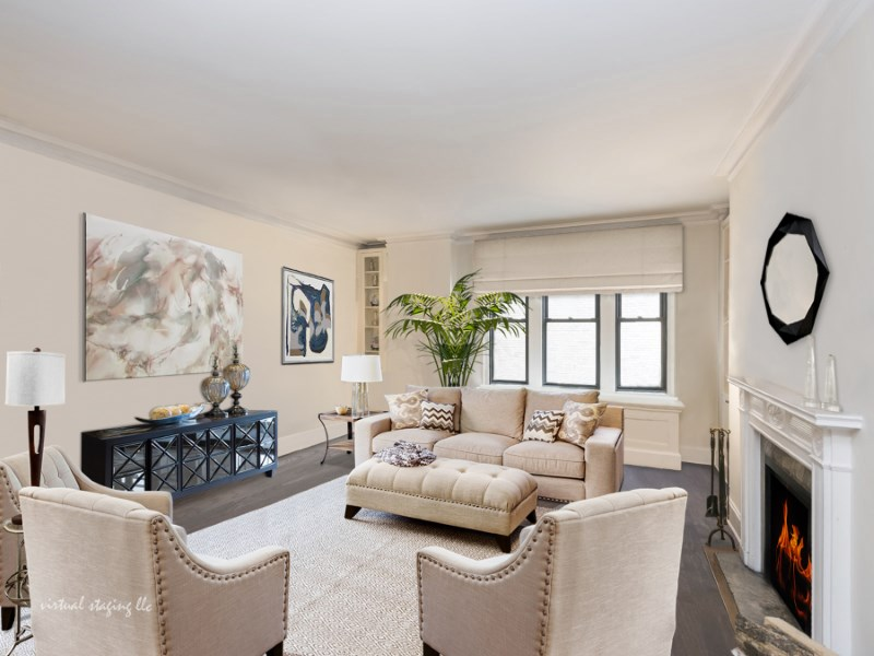 Living Room 86 St streeteasy: 108 east 86th street in upper east side, #10s - sales