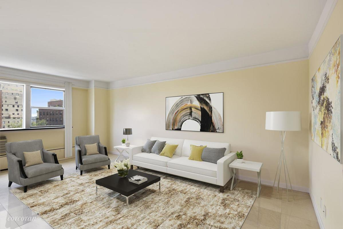 Living Room 86th Street 446 east 86th street #12d in yorkville, manhattan | streeteasy