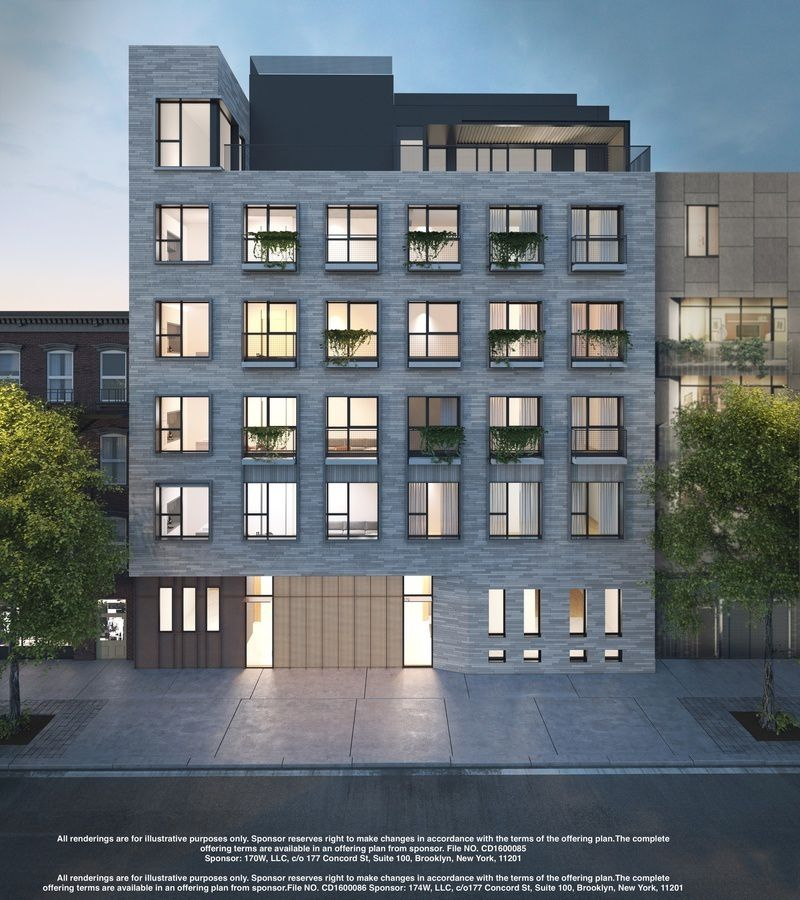 Easy Street Rentals: StreetEasy: 174 West Street In Greenpoint, #2