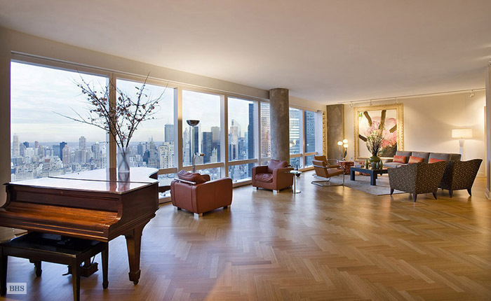 Streeteasy Time Warner Center At 25 Columbus Circle In Lincoln Square 62ce S Rentals Floorplans
