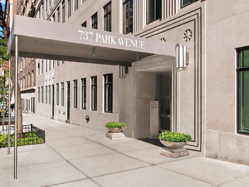 Streeteasy 737 Park Avenue In Lenox Hill 14e Sales