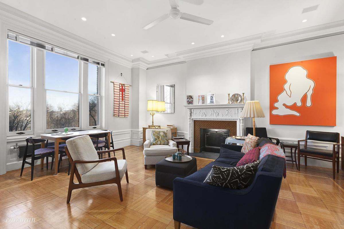 404 Riverside Drive #4C in Morningside Heights, Manhattan | StreetEasy