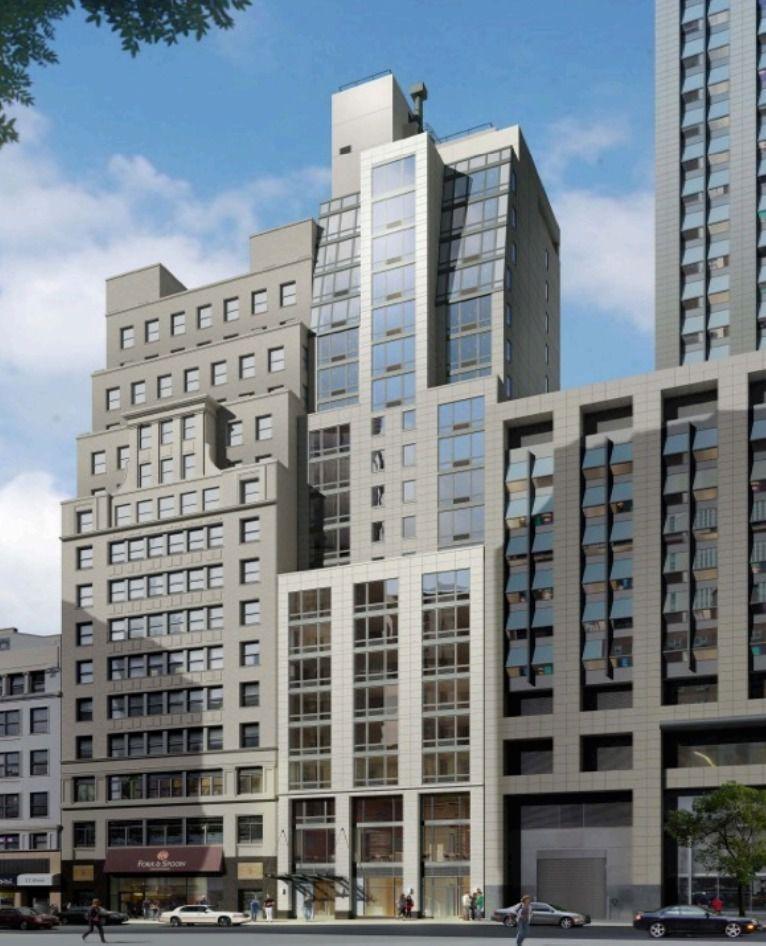Streeteasy Rentals Nyc: StreetEasy: The Greywood At 3 West 36th Street In Midtown