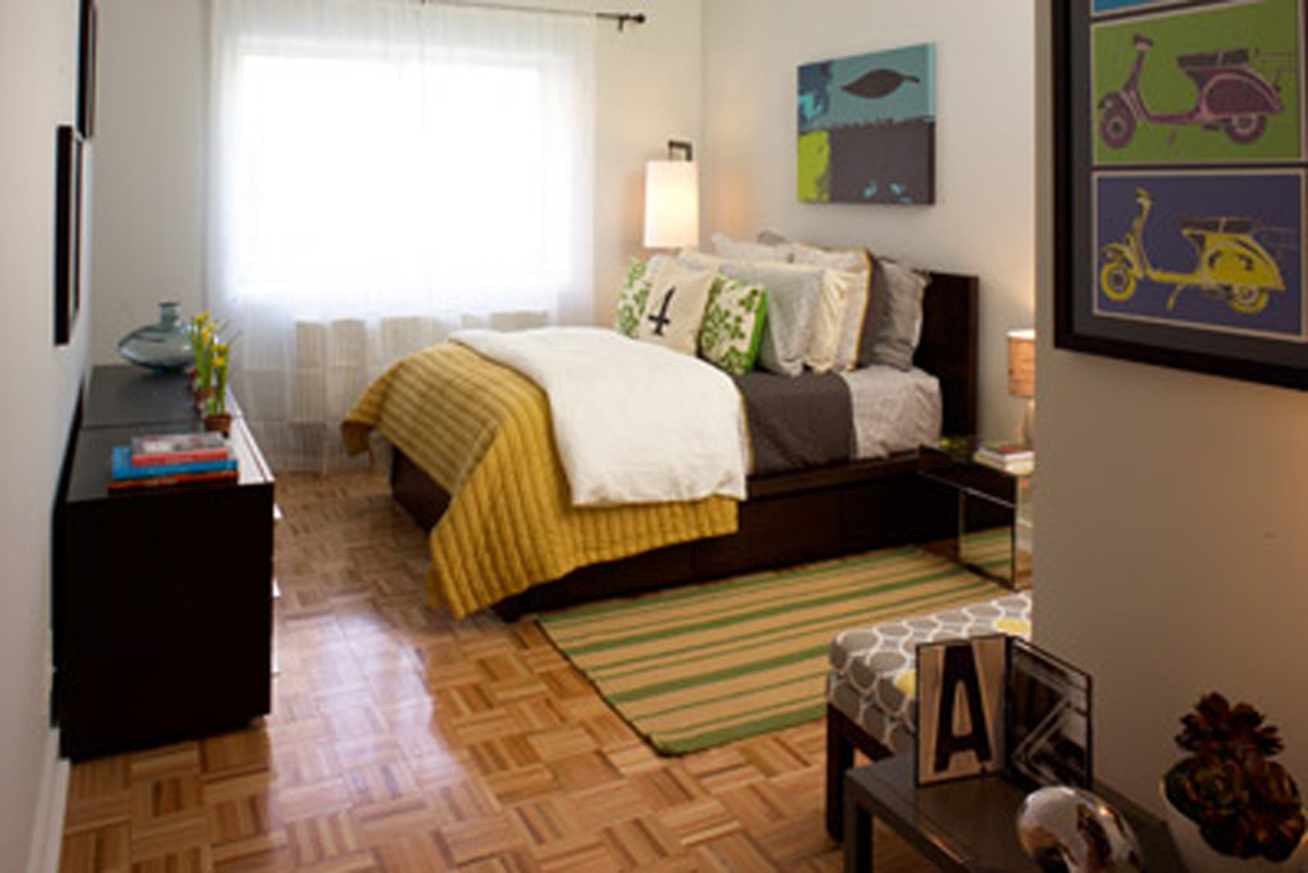 Streeteasy moda at 153 30 89th avenue in jamaica 730 for Small 2 bedroom apartment decorating ideas