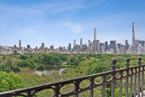 View of 151 Central Park West