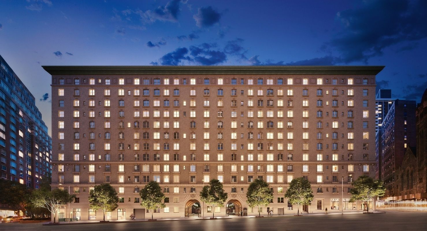 The Belnord At 225 West 86th St In Upper West Side Sales