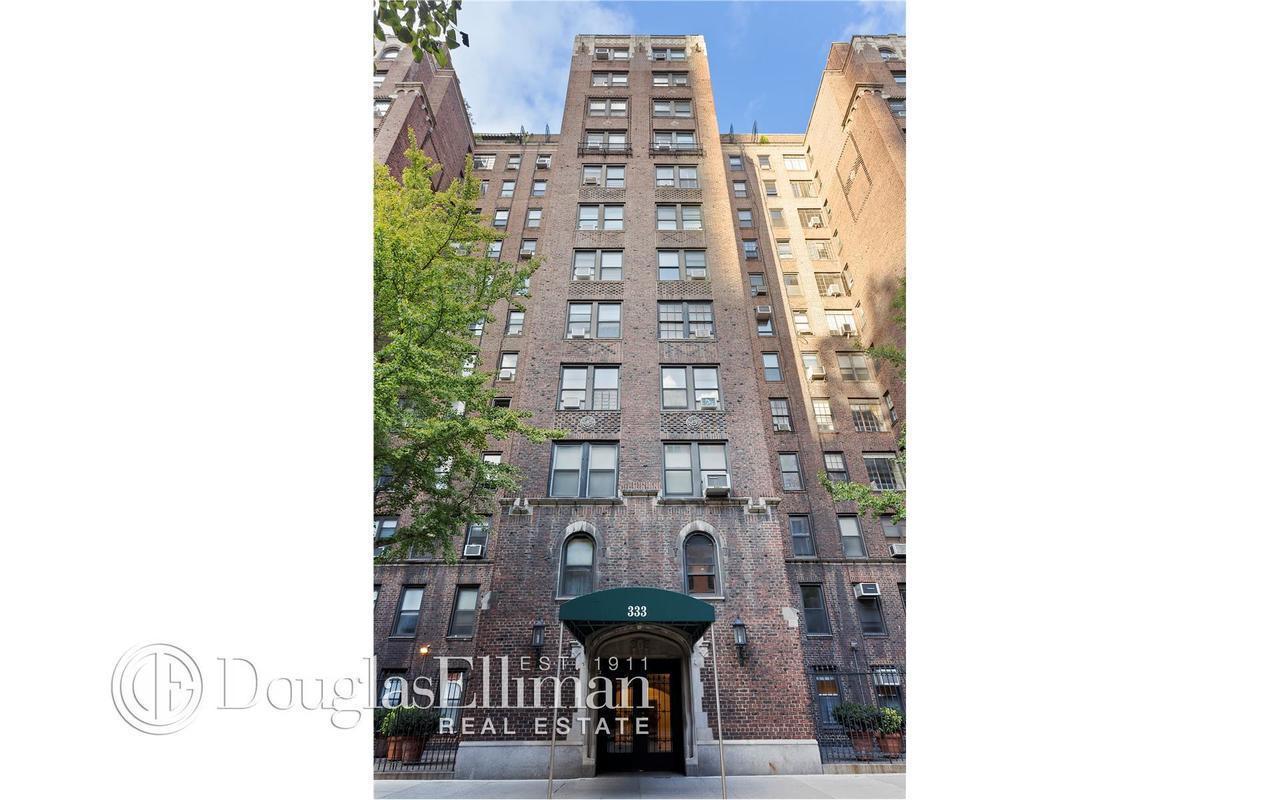 333 East 53rd Street 8a In Sutton Place Manhattan