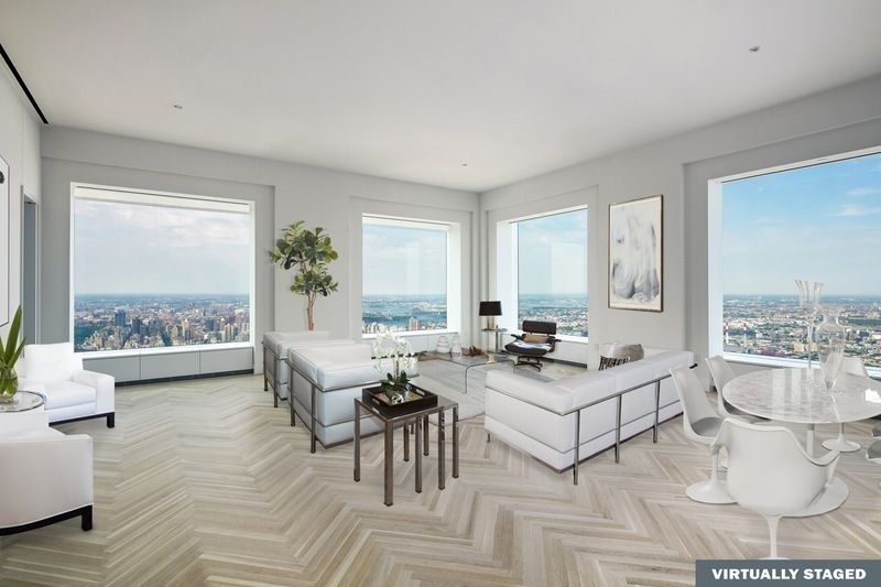 Streeteasy 432 Park Avenue In Midtown 71a S Rentals Floorplans