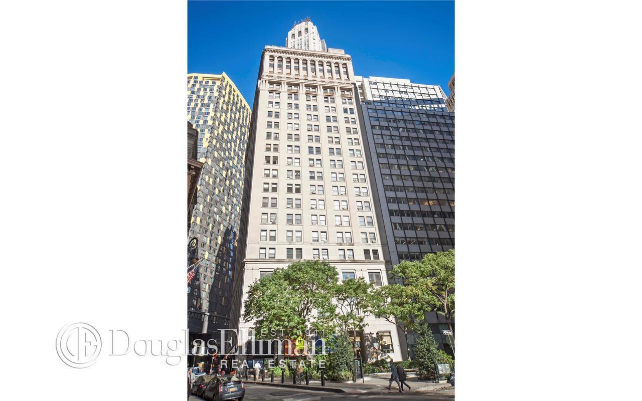 10 Hanover Square Floor Plan