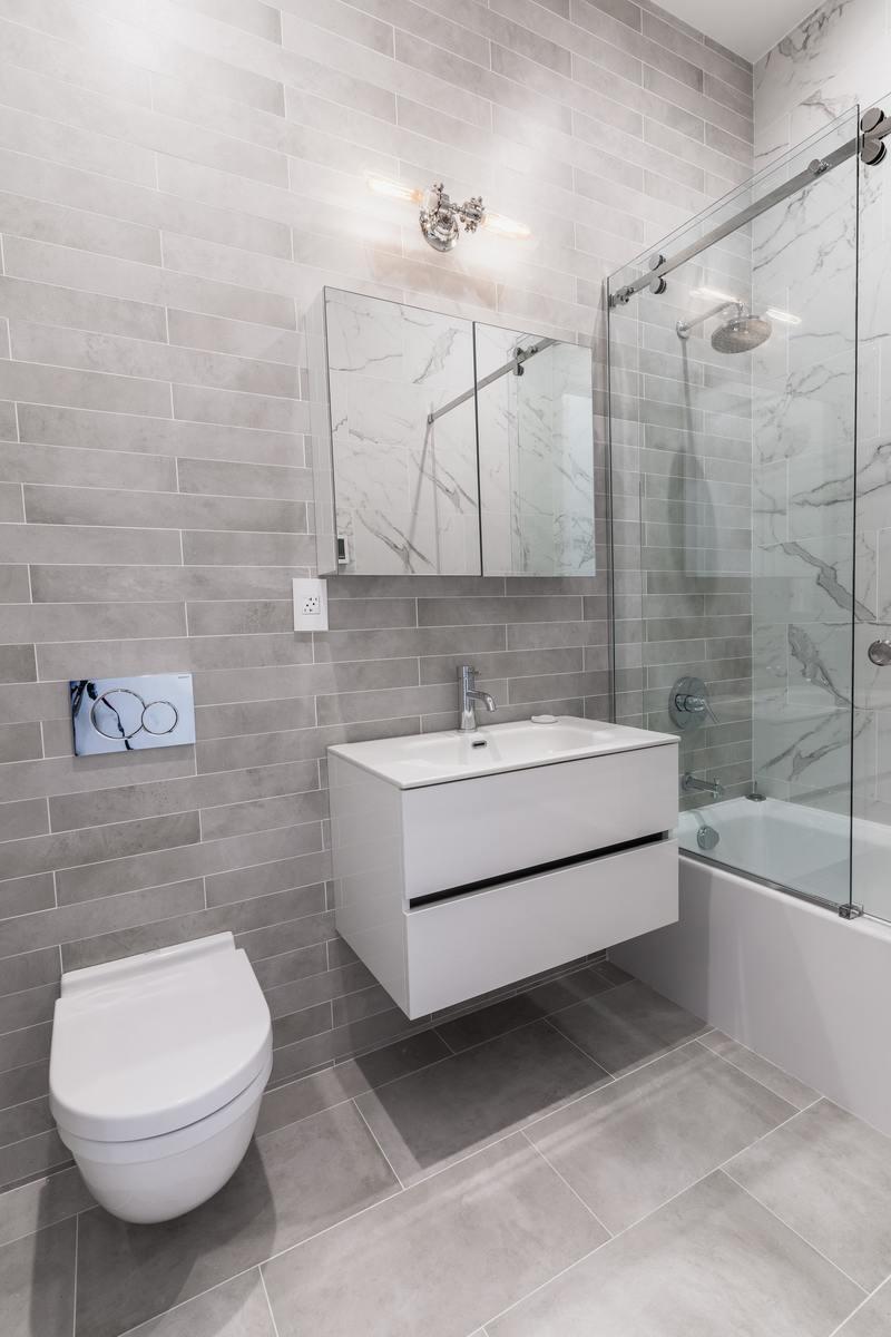 MSV Tribeca Toilet Seat white