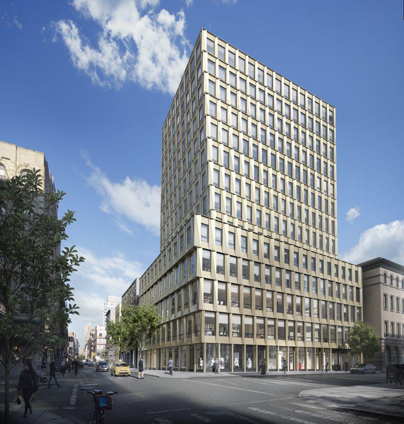 242 Broome Essex Crossing At 242 Broome St In Lower East Side Sales Rentals Floorplans Streeteasy