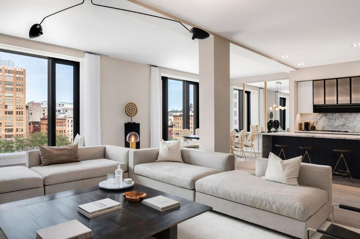 Streeteasy 11 beach at 11 beach street in tribeca 7a for Real estate in tribeca