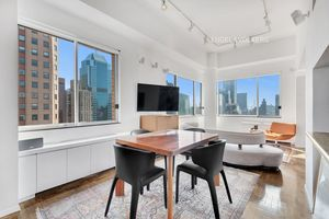View of 350 West 50th Street
