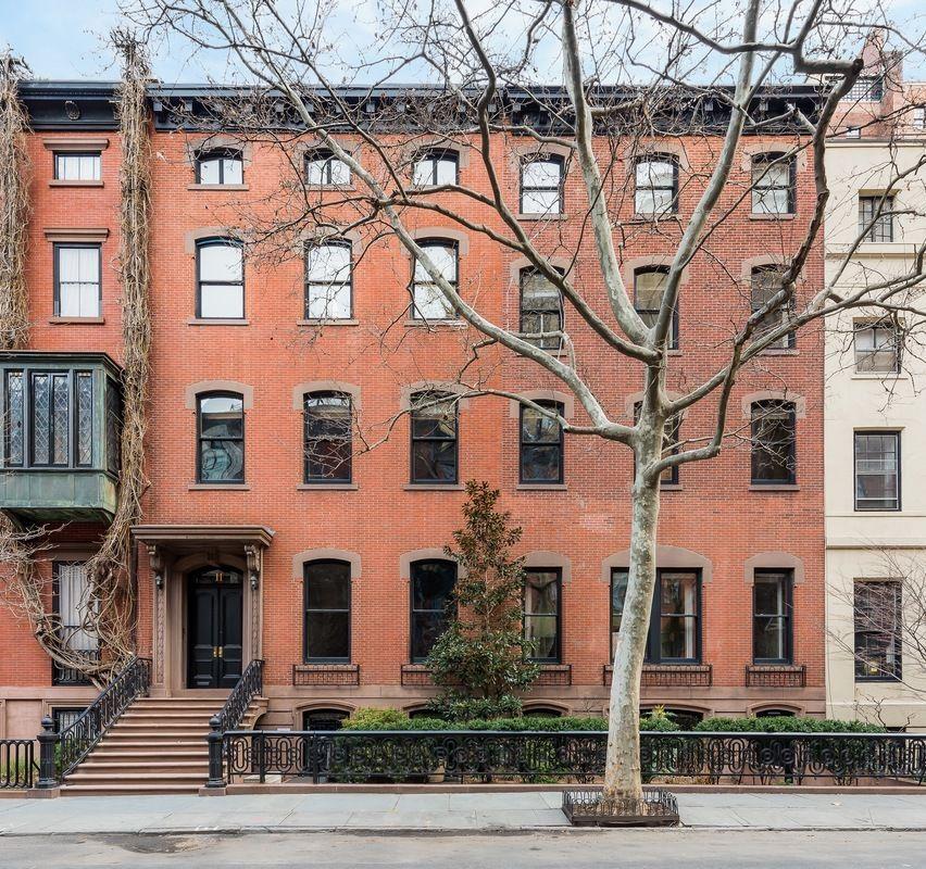 24 Manhattan Apartment Floor Plans The 11 Most: 11-13 West 10th Street In Greenwich Village, Manhattan