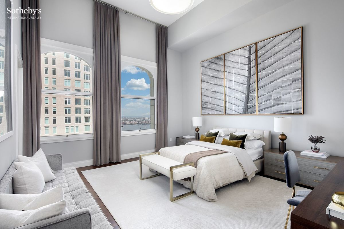 StreetEasy: The Woolworth Tower Residences at 2 Park Place