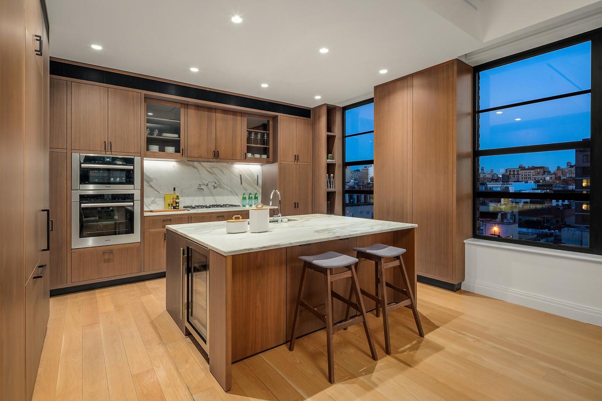 Apartamento con vistas a Nueva York