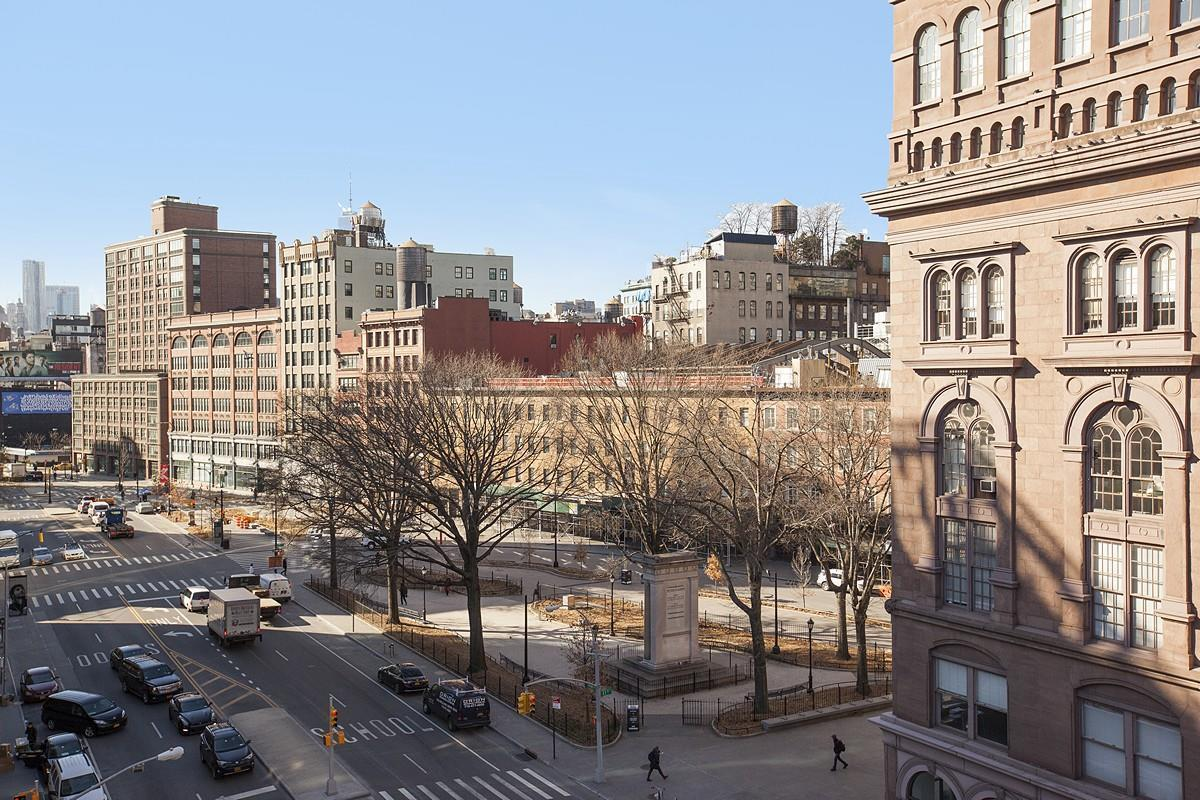 Streeteasy 65 cooper square in east village 5b sales for Coopers east village