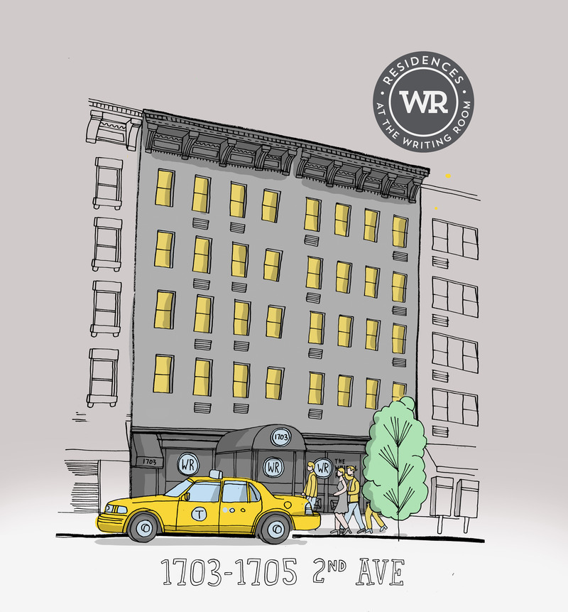 Rent Room Nyc: The Residences At The Writing Room At 1705 Second Ave. In