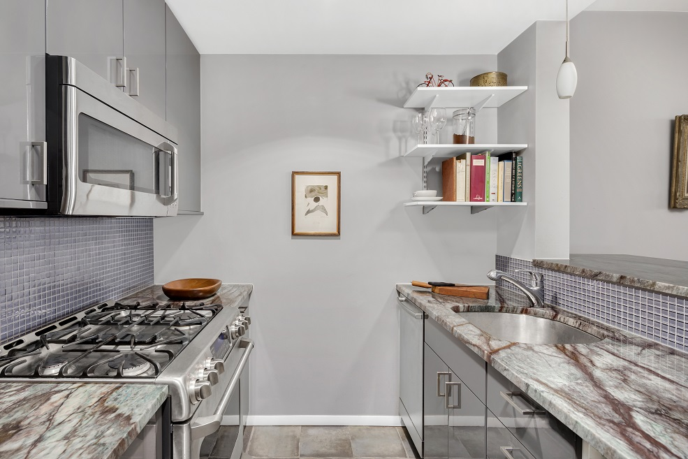 160 west 66th street 17f - Lincoln Center Kitchen